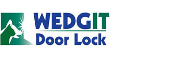 Wedgit Door Lock